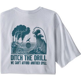 Patagonia Ditch The Drill Responsibili-Tee Men white